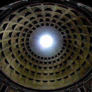 Fakta om Pantheon i Rom.
