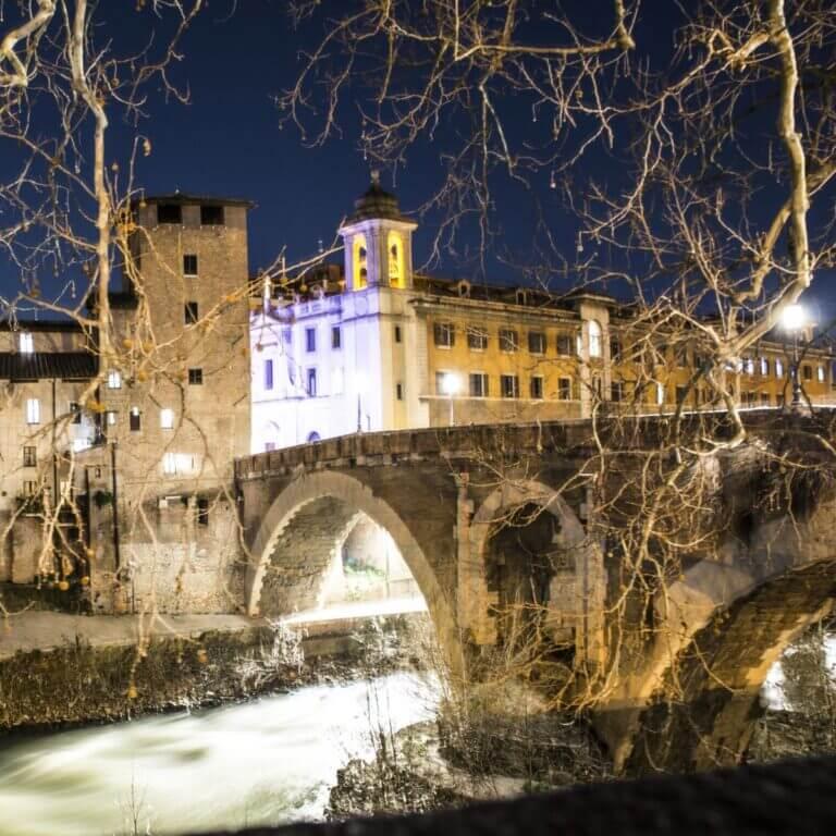Vinterferie i Rom Tiberøen