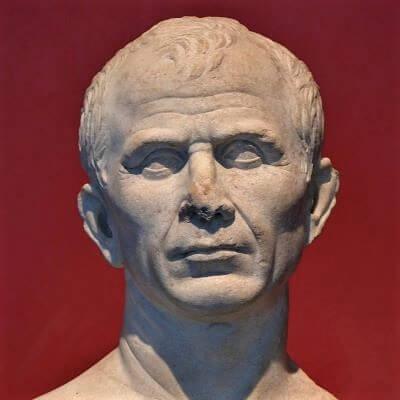 Juli måned er opkaldt efter Gaius Julius Cæsar