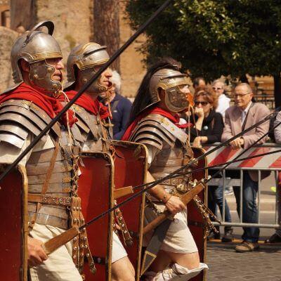 Roms fødselsdag den 21. april