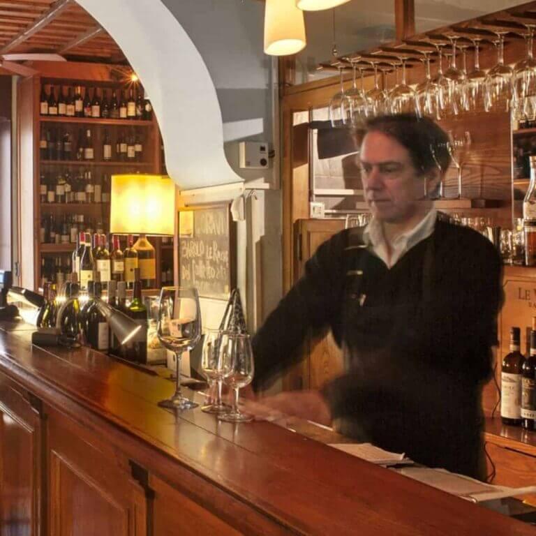 Vinbar i Roms centrum - L'Angolo Divino Enoteca Winebar